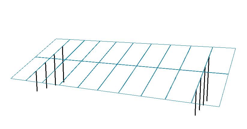 Mesa fotovoltaica 2V10.